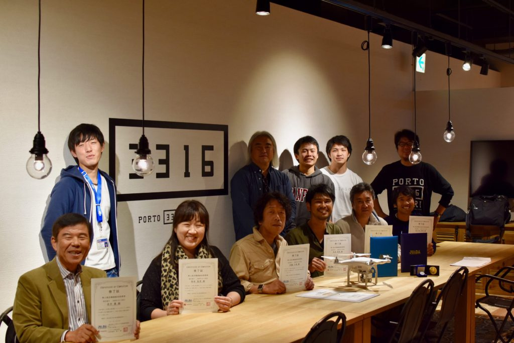 佐賀県初のJUIDA認定ドローンスクールが伊万里に誕生!!